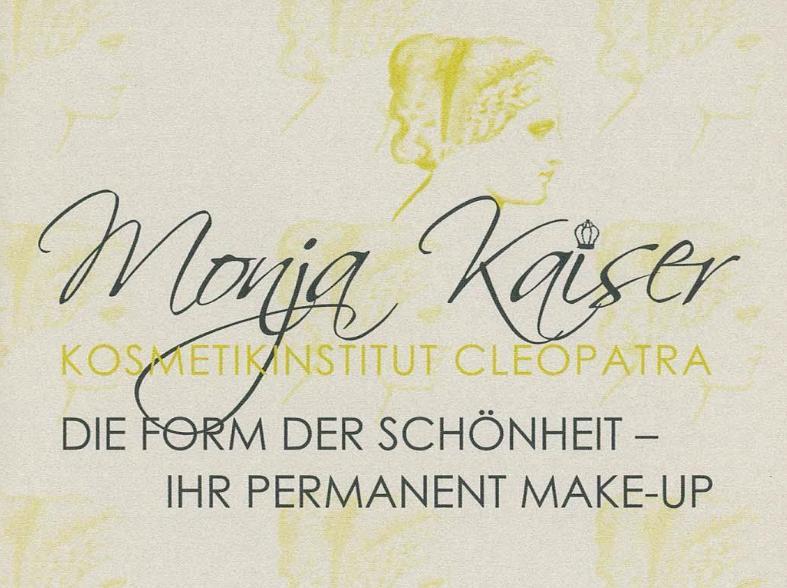 Kosmetik Binz auf Rügen - Seiten Logo